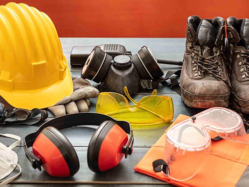 Les équipements de protection individuels utiles en chantier
