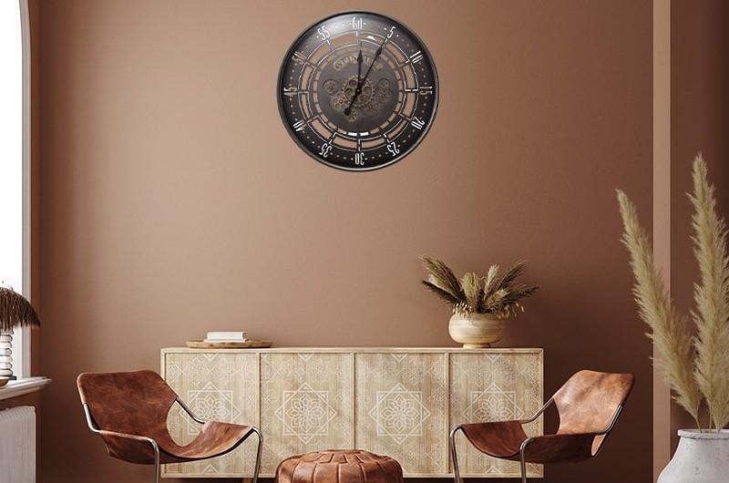 Décorer sa maison avec une horloge murale