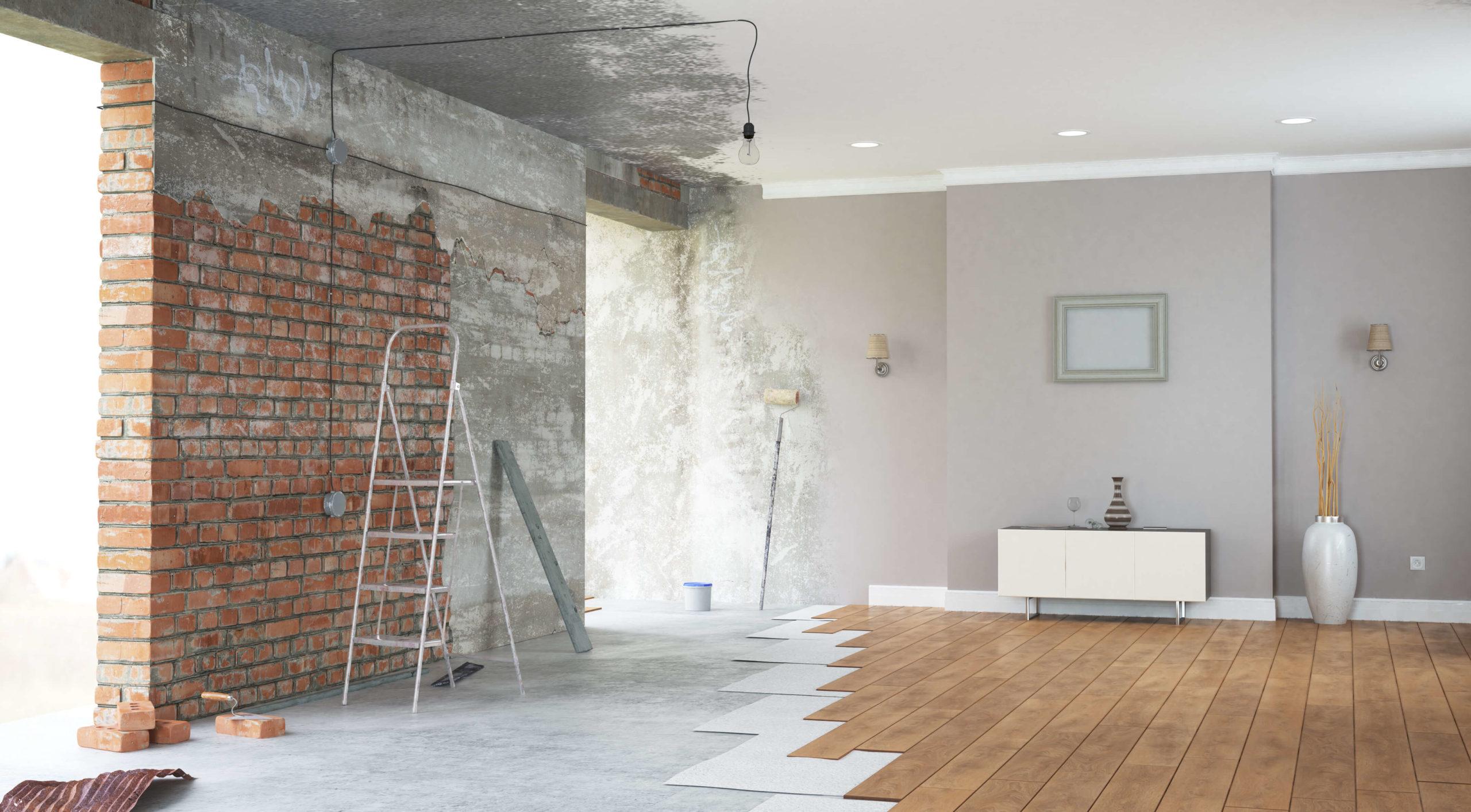 Rénovation d'intérieur : comment organiser le projet avec un petit budget ?
