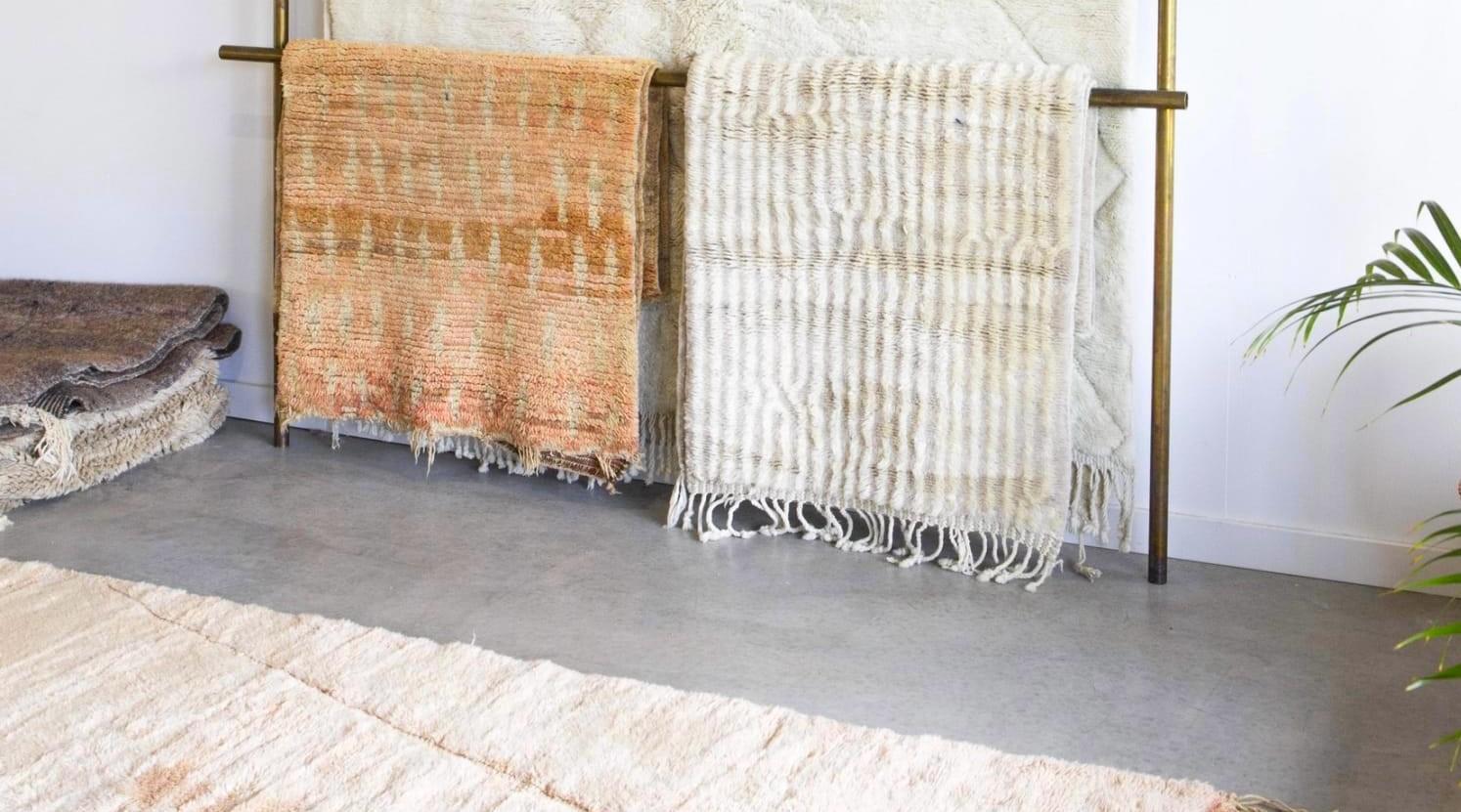 Les tapis berbères faits main
